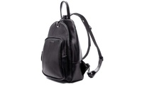 Women Backpack Purse Small Shoulders Bag Lightweight PU Leather Adjustable (Citizen Save) photo
