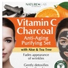 Vitamin C and Charcoal Anti-Aging Purifying Set by Nature Lab
