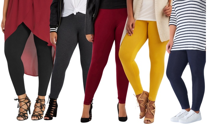 f5194f31a97 Up To 60% Off on Women s Plus Size Skinny Fit ...