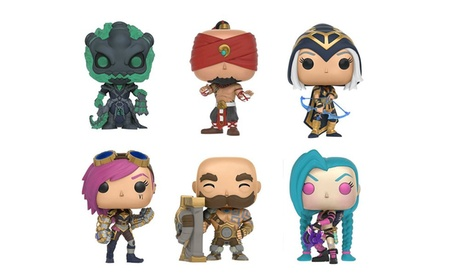 Funko Pop Game: League of Legends Vinyl Figure 815cd298-29b4-4940-bfd7-df887a49b1d8