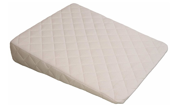 Attrayant Living Healthy Products ARW6 001 01 6 In. Acid Reflux Wedge Bed Pillow ...