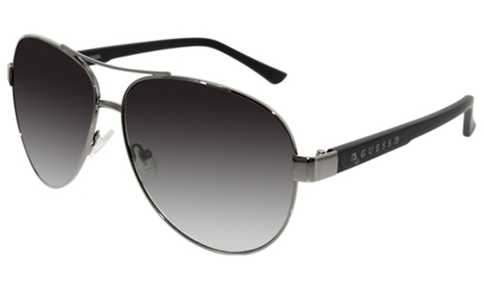 Guess Women's Aviator Sunglasses