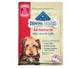 BLUE Dental Bones Regular Size for Dogs 25-50 lbs - 12 Daily Bones