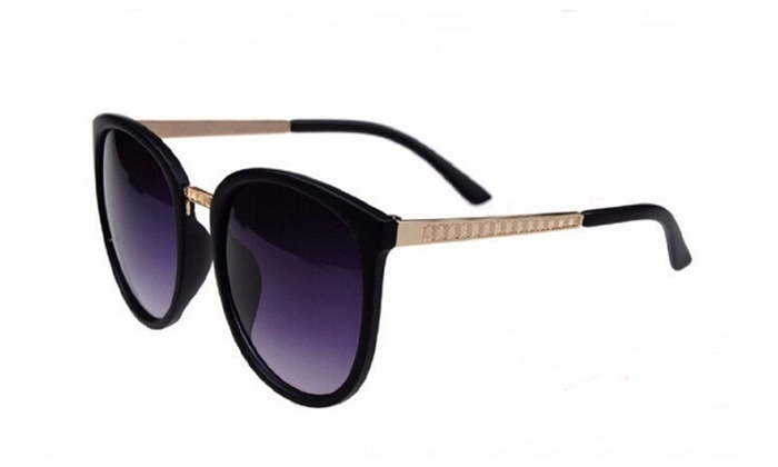 UV Protection Fashion Retro Sunglasses for Women