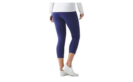 Lululemon Wunder Under Crop III Yoga Pants Reversible Emporer f91ef769-8722-4c9d-b5e5-0d42f7ffaa98
