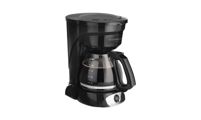 Kitchen Smith Bella 12 Cup Manual Coffee Maker ...