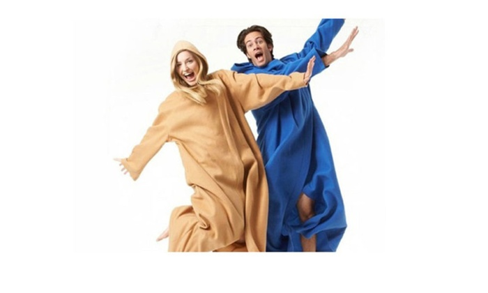 Cozy Blanket Stay Home Lounge Unisex for Cold Winter Months