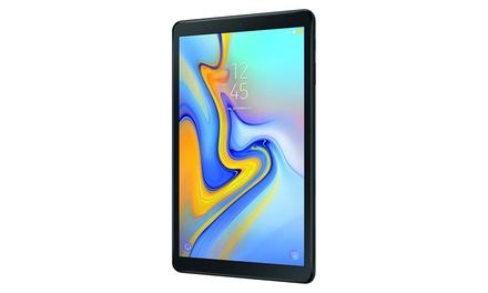 "Samsung Galaxy Tab A 10.5"" 32GB Black Wifi SM-T590NZKZXAR with POGO Charging Was: $349.99 Now: $289.99."