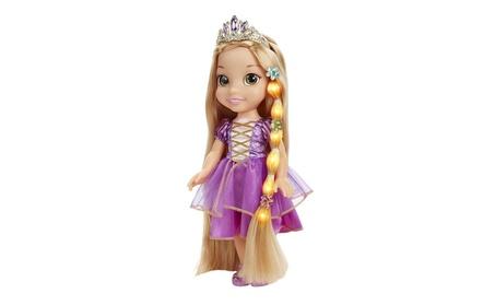 Disney Tangled Glow & Style Rapunzel Toddler Doll 18362aeb-fcce-42a3-941f-30de5074e68a