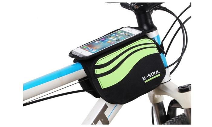 Cellphone Bag Bicycle,Bicycle Front Phone Bag,Bike Road Bike Cycling