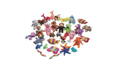 Plush Mini Animal Assortment (pack of 60) 2af08e45-69c4-40b4-9447-7999d3d8d954