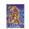 "Sellmer Advent - Large Nativity Window - 14""H x 10.5""W x .1""D-ADV739"