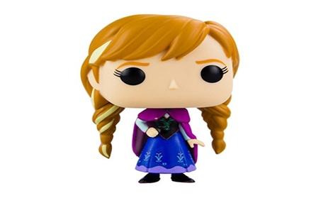 Funko POP Disney: Frozen Anna Action Figure d30b86ab-45d4-49ae-902e-07c1044dba22