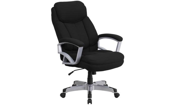 Hercules Series 500 Lb Capacity Tall Executive Swivel Office Chair