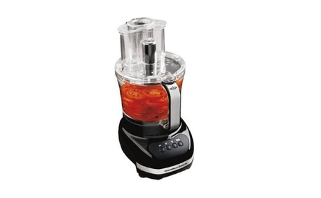 Hamilton Beach 70580 Duo Plus Big Mouth Food Processor 8e6a8444-7994-4936-96fc-b1669b85ef48