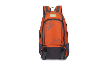 40L Hiking Camping Cycling Travel Backpack Daypack for Outdoor 9a316ad3-38d4-42fc-89c5-f51f10b0949d