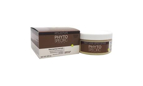 Phyto Phytospecific Deep Repairing Cream Bath - Damaged & Brittle Hair Cream afe92b5c-d98e-4fc0-aaf4-ef7fab4114f2
