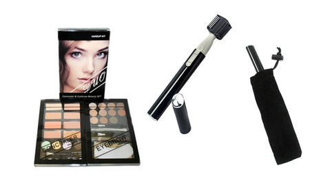 Newest Duo Makeup Kit With Facial Hair Trimmer With Blade Cap 2cd46b55-02c8-4691-a6cf-08a56f338dbc