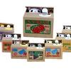 Kids Gift Cute Eat Money Cat Electric Coin Saving Box Piggy Bank