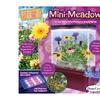 LED Light Cube Terrarium - Mini-Meadow