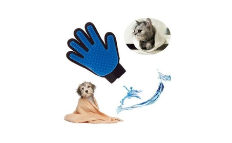 New Touch Deshedding Massage Glove Pet Dog Cat Grooming 9fe5ddef-4e8e-4b8f-bae3-6f211339d4f8