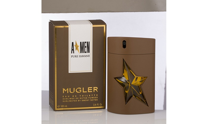 Angel Men Pure Havane By Thierry Mugler Groupon