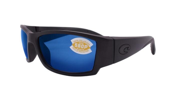 052069c77c Costa Del Mar Corbina CB 01 OBMP Blackout   Blue Mirror 580P Polarized