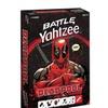 Battle Yahtzee: Deadpool Board Game Marvel Classic Family Fun USAopoly