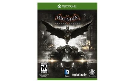 Batman: Arkham Knight - Xbox One - Warner Bros Interactive Game f669114b-d388-401b-af7a-58c18bc13b56