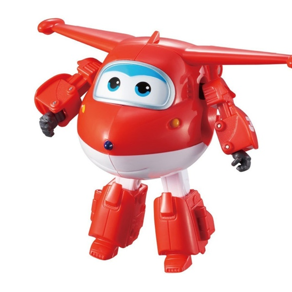 """Transforming Dizzy 5/"""" Scale Toy Super Wings"""
