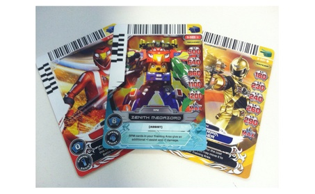 Power Rangers Megaforce Action Card Game Theme Deck Universe of Hope 7666283b-8317-47b4-8e6d-55ed58f9773a