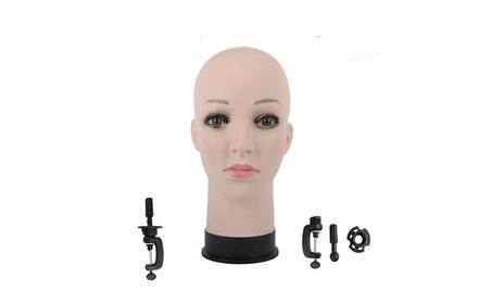 "20.5"" Female Rubber Training Mannequin Head For Wig Hat Display f44acb47-3de8-4803-9f6b-96f5a977f099"