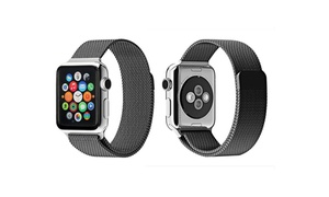 Milanese Loop Mesh Band for Apple Watch Series 1, 2, and 3