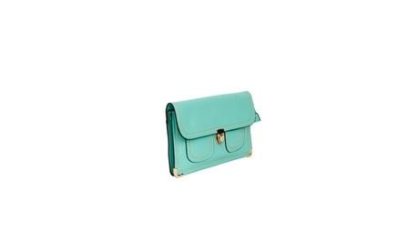Xehar Women's Front Flap Double Pocket Clutch Purse (Goods Women's Fashion Accessories Handbags Cross-Body) photo