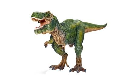 Schleich 14525 Tyrannosaurus Rex Figurine, Green 6040413d-9d4d-4eae-b0c7-b30343989a2c