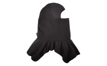 Zan Headgear WB114S Balaclava Fleece Spandex Crown Black d08ed17f-dad4-4be6-a28a-e3accc88ffae