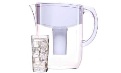 Groupon 6 Cup Everyday Water Pitcher With Filter