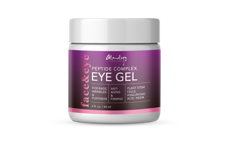 Glamology Eye Cream Removal of, Wrinkles, Puffiness Dark Circles 2 Oz c3c23bcd-dfbe-4583-ac67-28a55c5c94b9