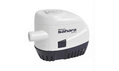 Attwood Sahara Automatic Bilge Pump S750 Series - 12V - 750 GPH photo