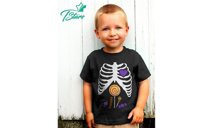 47b0167107 Up To 59% Off on Children Candy Rib-cage X-Ray... | Groupon Goods
