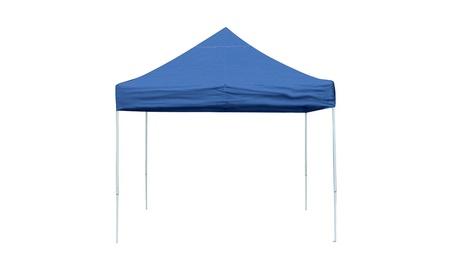 ShelterLogic 22562 10x10 ST Pop-up Canopy Blue Cover Black RollerBag f68c6251-6352-40de-9a3f-0fa086fa7cf5