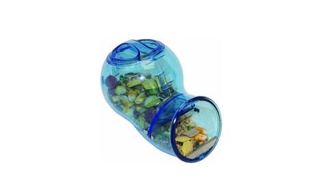 Critter Trail Pet Hamster Gerbil Mouse Food Dispenser Accessory 3fa8181f-0567-4440-bd84-a1b907e10d24