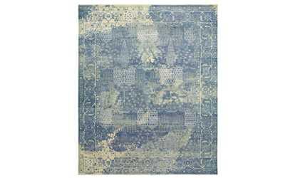 Image Placeholder For Kanika Multi Blue Rectangle Indoor Area Rug
