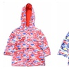 WIPPETTE Baby Boys 12M-24M Cars Print Raincoat Slicker Jacket