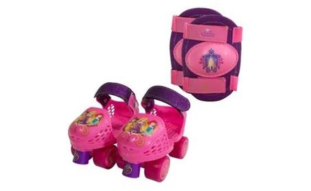 Bravo Sports 162600 Princess Kids Glitter Roller Skates 4a157455-3577-435a-9518-1c6c64dd44cb