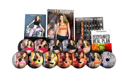 Jillian Michaels Bodyshred Complete Workout Fitness Dvd Set 69ce28ec-c154-4799-bfa1-eef7e73c85be