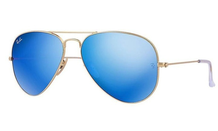 bd053a22c8f Up To 51% Off on Ray-Ban Aviator Unisex Sungla...