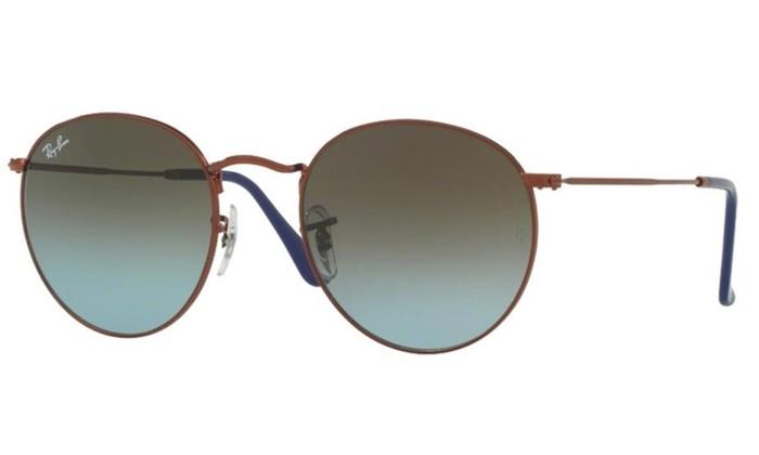 900396 53 Ban Metal Rb3447 Round Sunglasses Ray SVGjLUMqpz