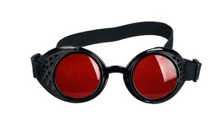 Welding Punk Gothic Cosplay Steampunk Sunglasses 55498e64-9140-41d1-9b9d-3f1b2cd261b3