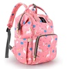Diaper Bag Multi-Function Waterproof Travel Backpack Nappy Bags
